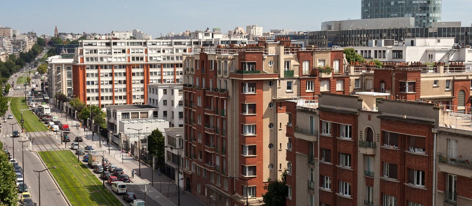 Situation de l 39 h tel median paris porte de versailles - Hotel porte de versailles parc des expositions ...
