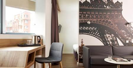 Median paris porte de versailles h tel 3 toiles paris - Hotel median paris porte de versailles ...