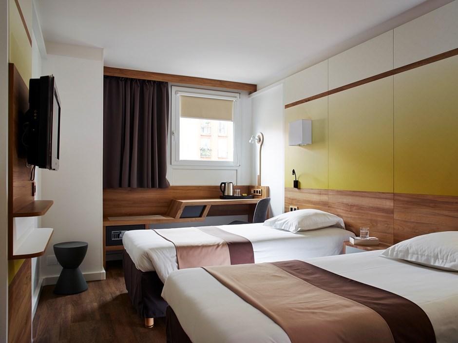 Hotel Proche De Porte De Versailles