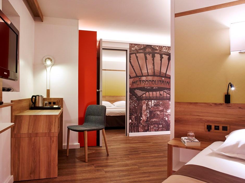 Galerie photos h tel median paris porte de versailles - Hotel median paris porte de versailles ...